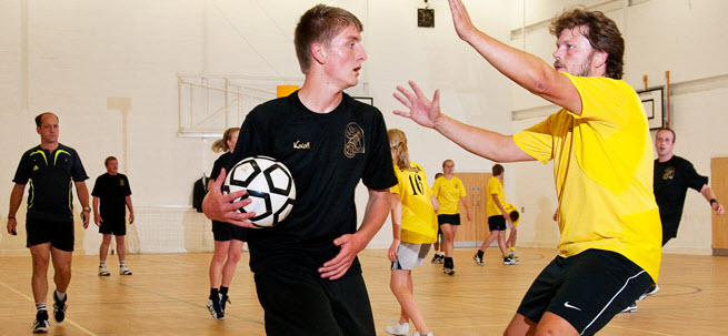 Image result for vikings korfball win