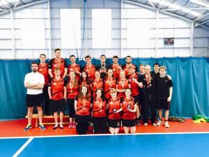 Cardiff University WKL Champions 15